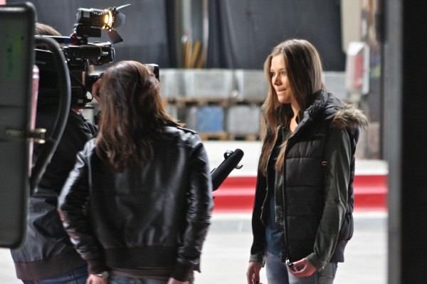 Janina im Interview (Nordisch Filmproduction)
